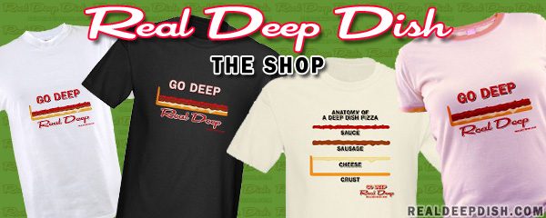 Real Deep Dish: The Shop - Click to go there now!