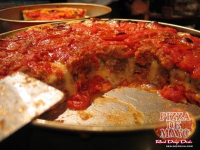Deep Dish MEATZA 2 (Electric Meataloo)