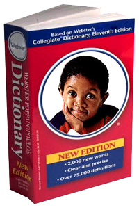Webster Poppadopoulous Dictionary