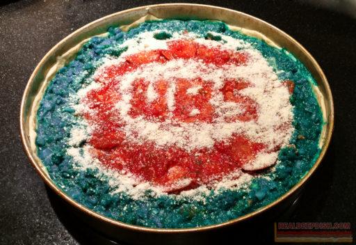 Cubs Deep Dish Pizza - NLCS Game 1