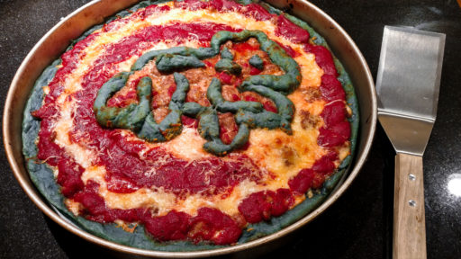 Cubs Deep Dish 11-02-2016 - World Series Game 7 - baked