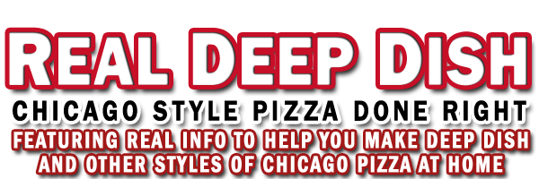 Real Deep Dish – Chicago Style Pizza Done Right