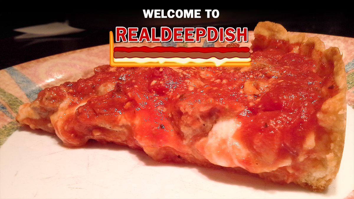 WELCOME TO REALDEEPDISH.COM!